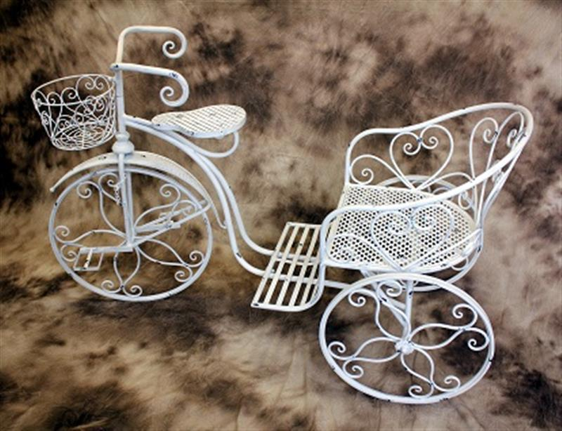 Bicycle Garden Planter