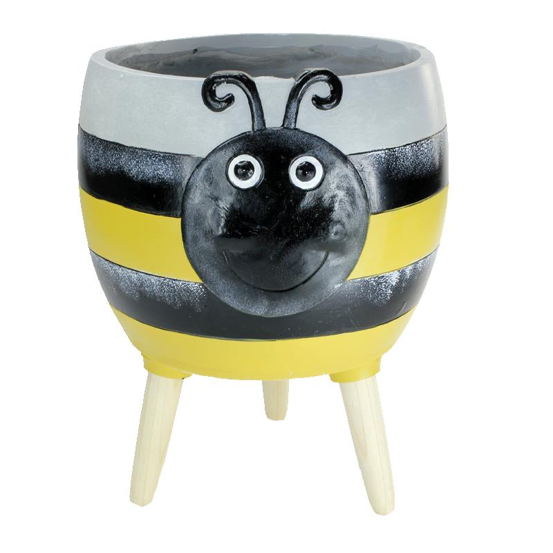 Tripod Bee Planter