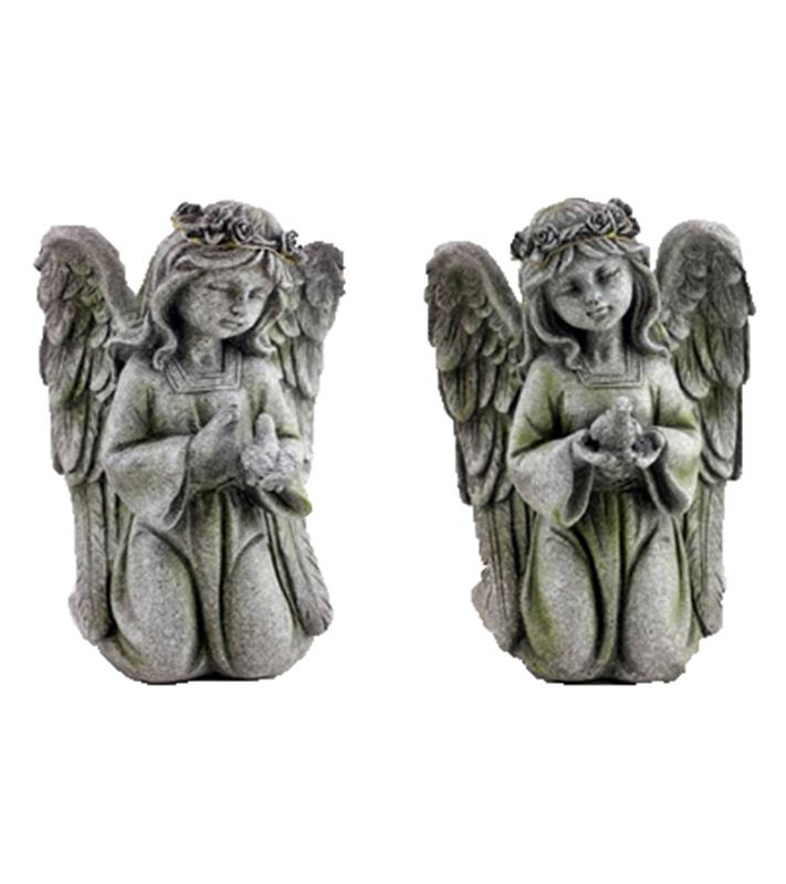 Solar Kneeling Angels 2 Asst