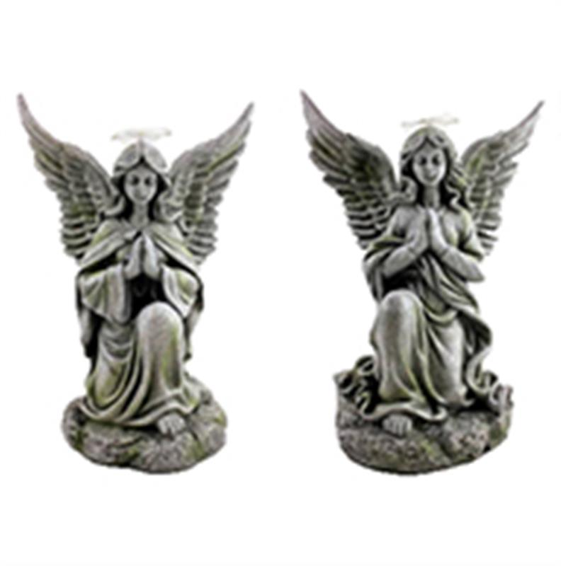 LED Kneeling Angel 2 Assorted