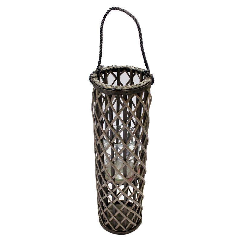 Willow Tall Candle Lantern
