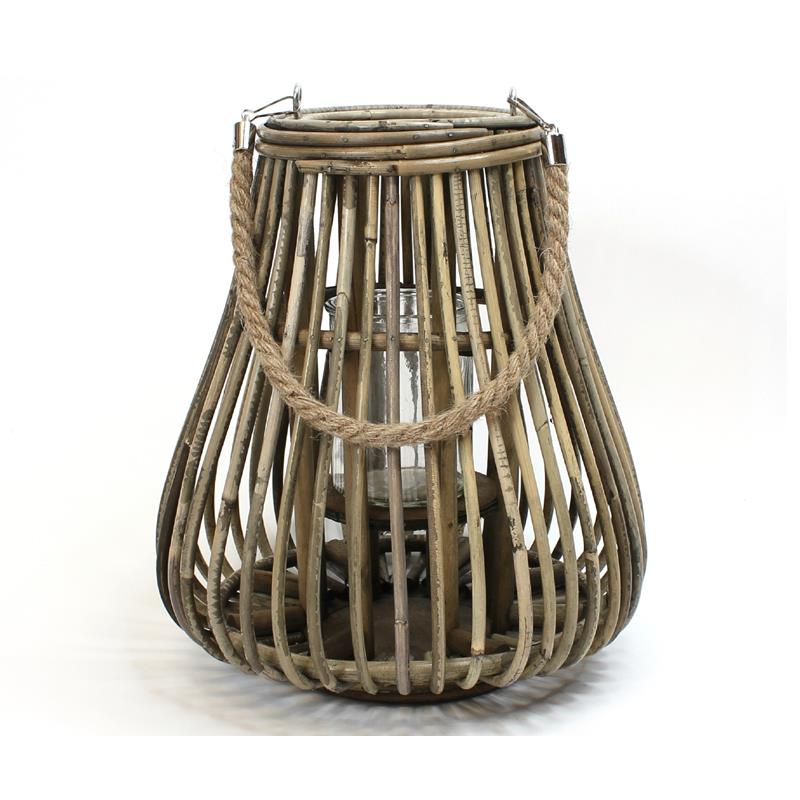 Woven Candle Lantern