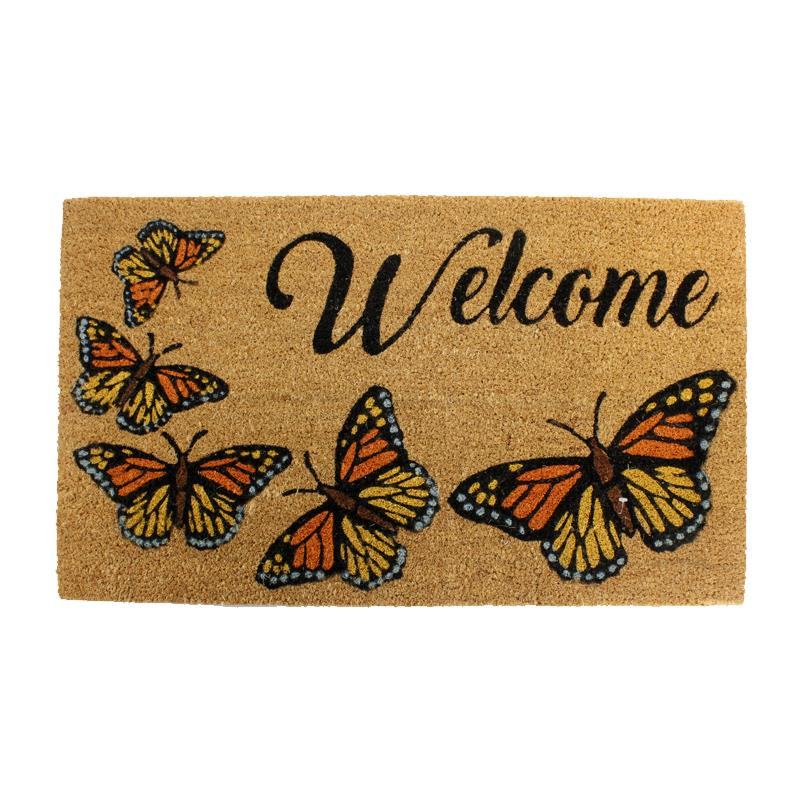 Monarch Welcome DoorMat