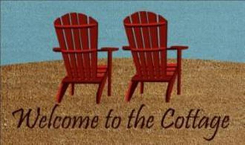 Welcome Cottage Doormat