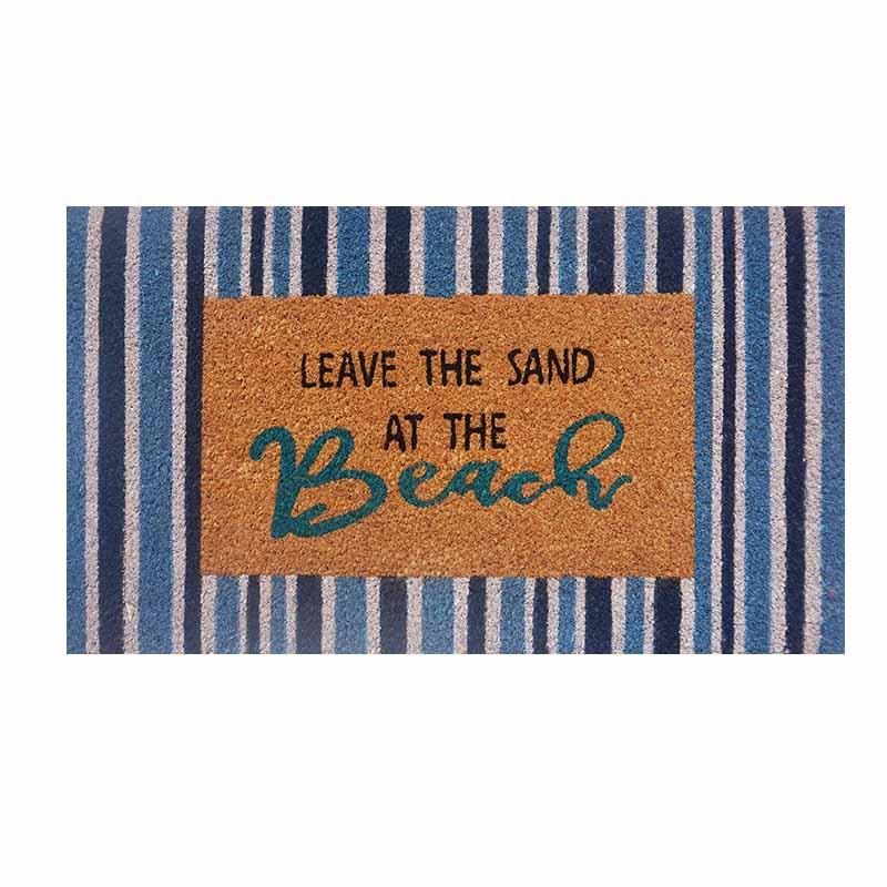 Leave the Sand Doormat