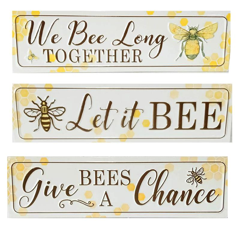 Bee Sayings 3 Asst