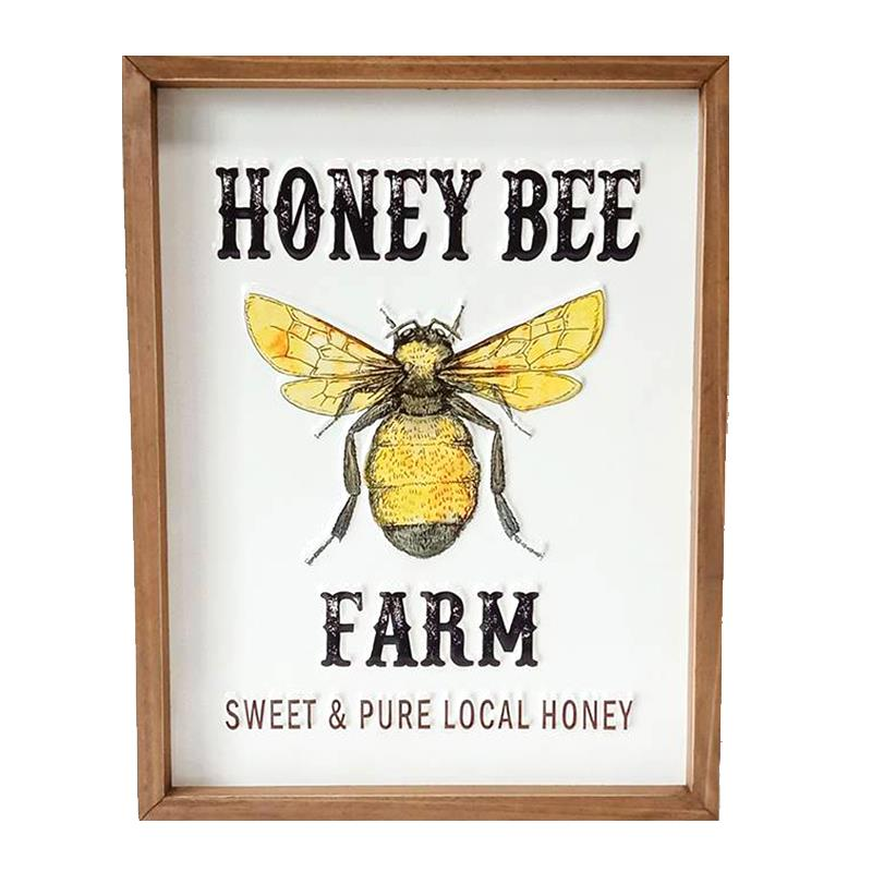 Honey Bee Sign