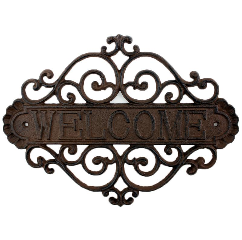 Welcome Sign*
