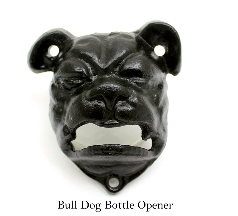 Dog Bottle Opener Wall Mounted