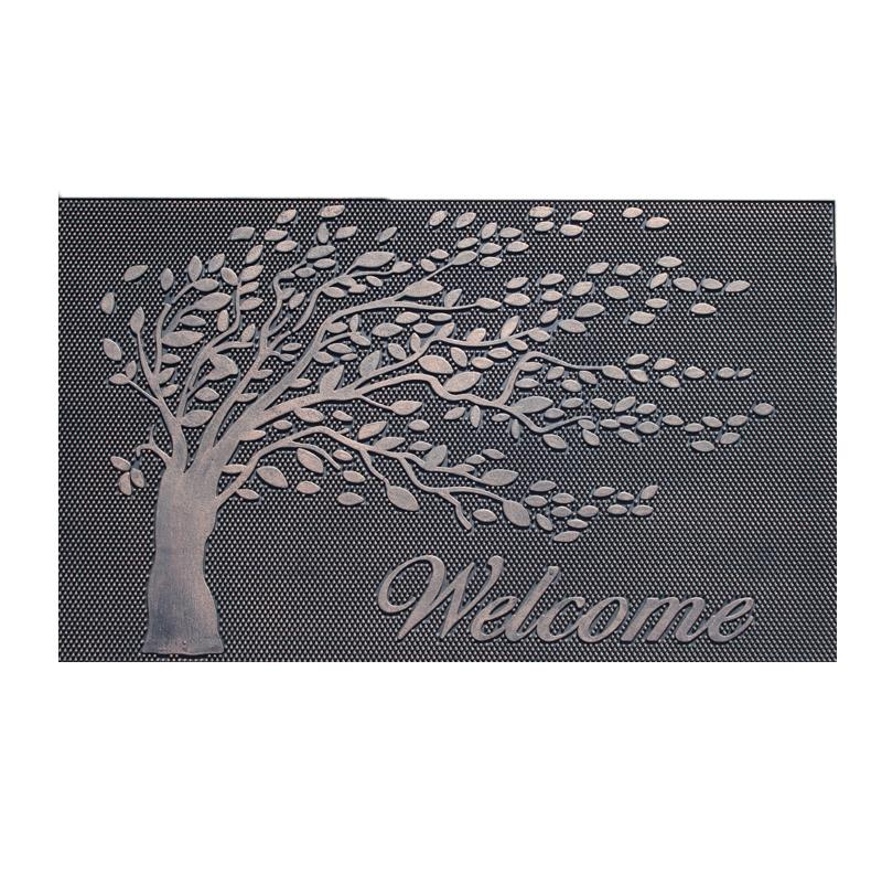 Welcome Tree DoorMat