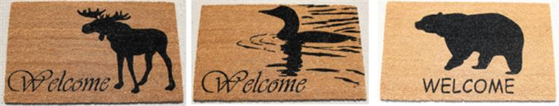 Northern DoorMats 3 Assorted