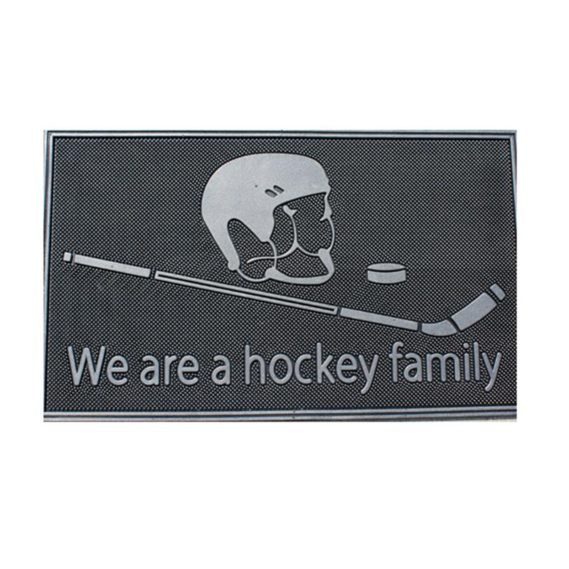 Hockey Family DoorMat