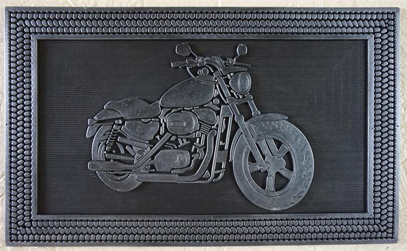 Motorcycle DoorMat