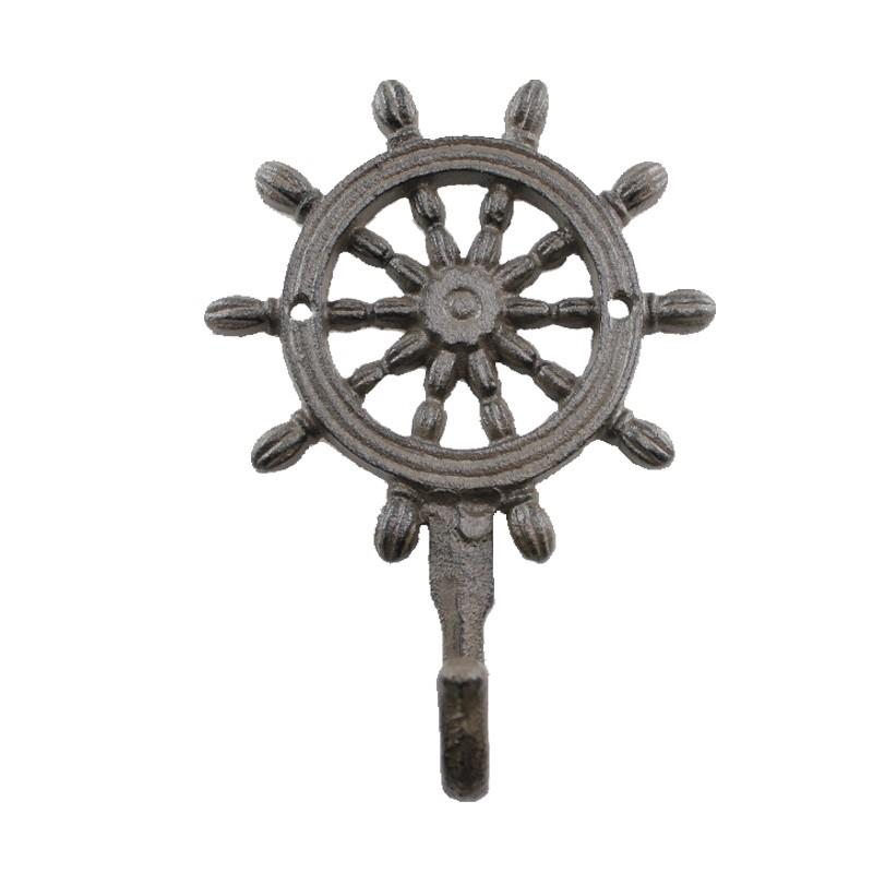 Ship Wheel Hook
