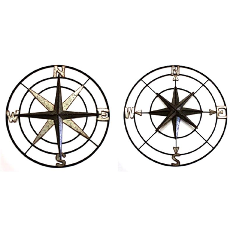 Set of 2 Compass