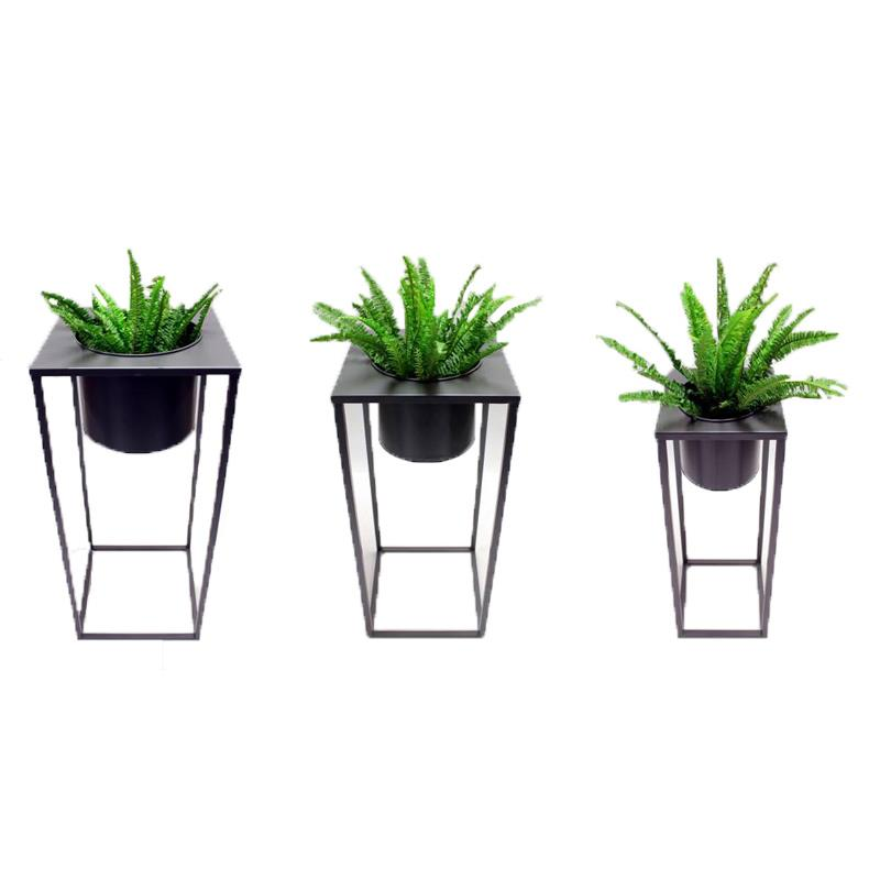 Set of 3 Plant Stands
