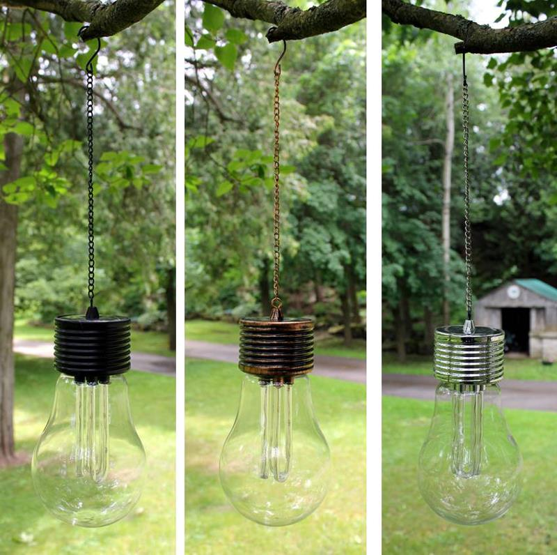 Solar Light Bulb 3 Assorted