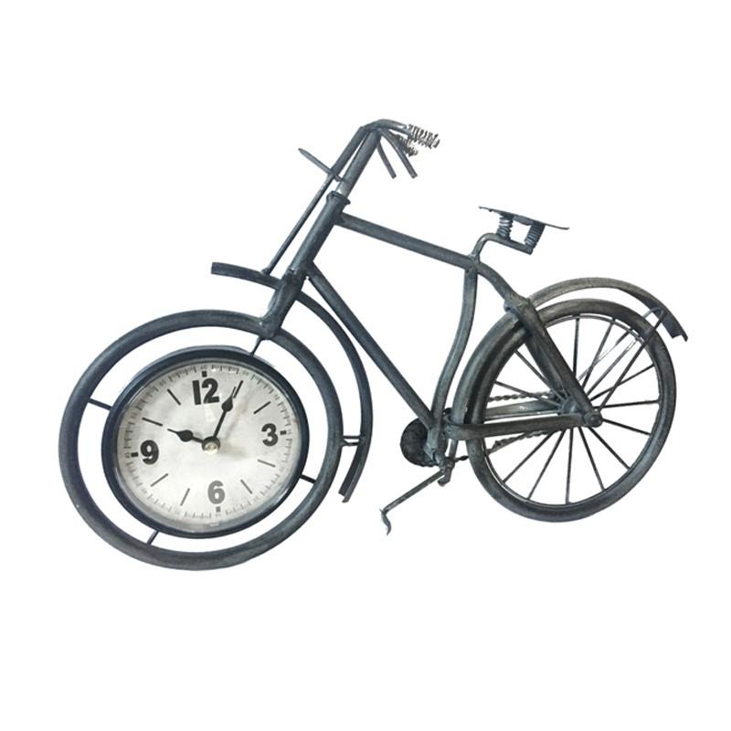 Bicycle Standing Clock