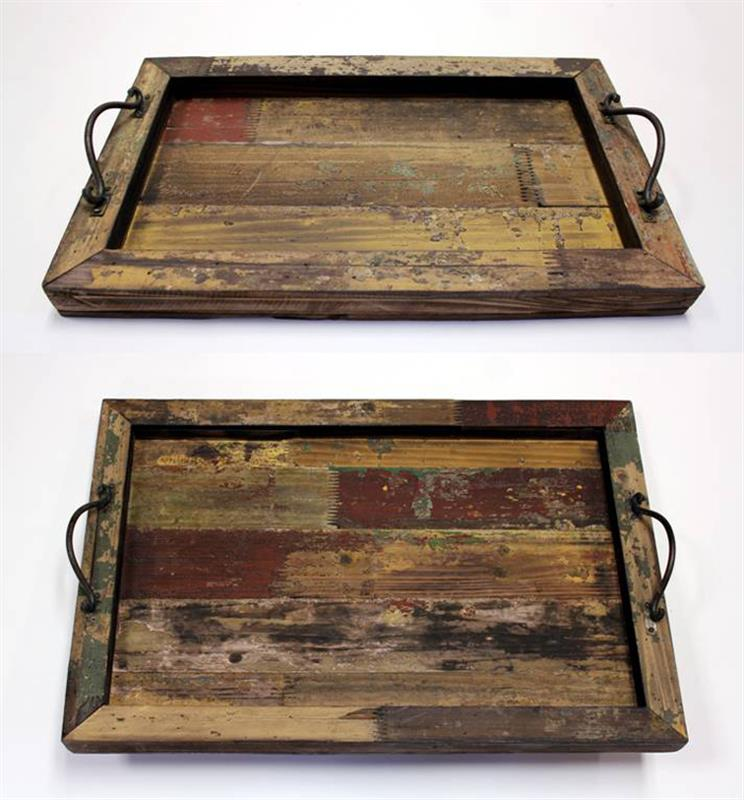 Set of 2  Serving Trays