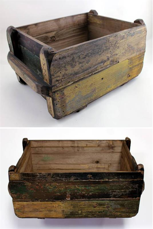 Set of 2  Crates
