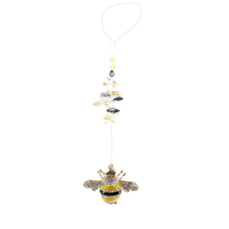 Bee Jewel Suncatcher