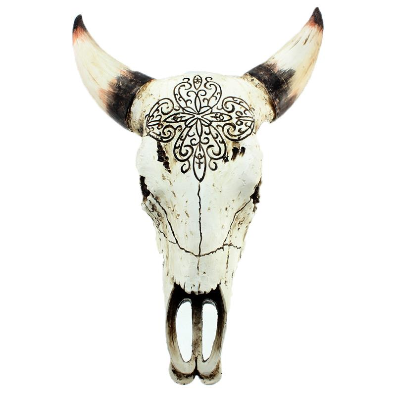 Cattle Skull Wall Art