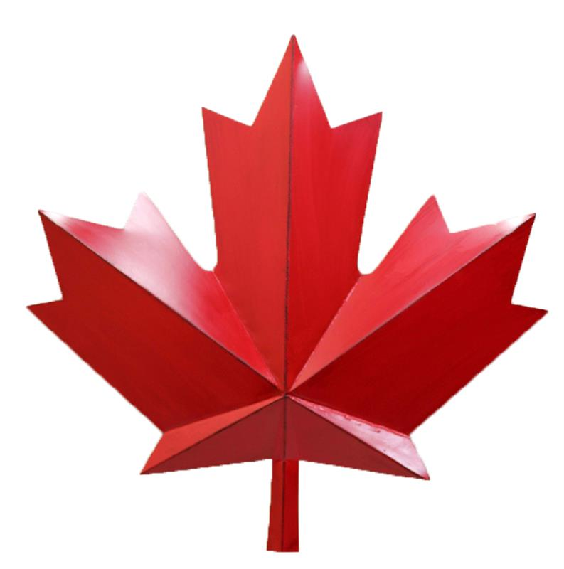 Maple Leaf- Canada Decor