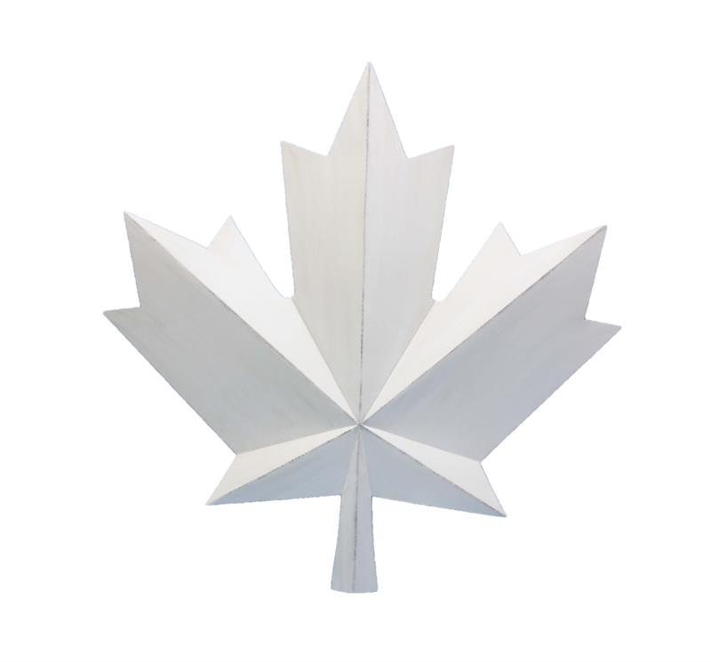 White Maple Leaf-Canada