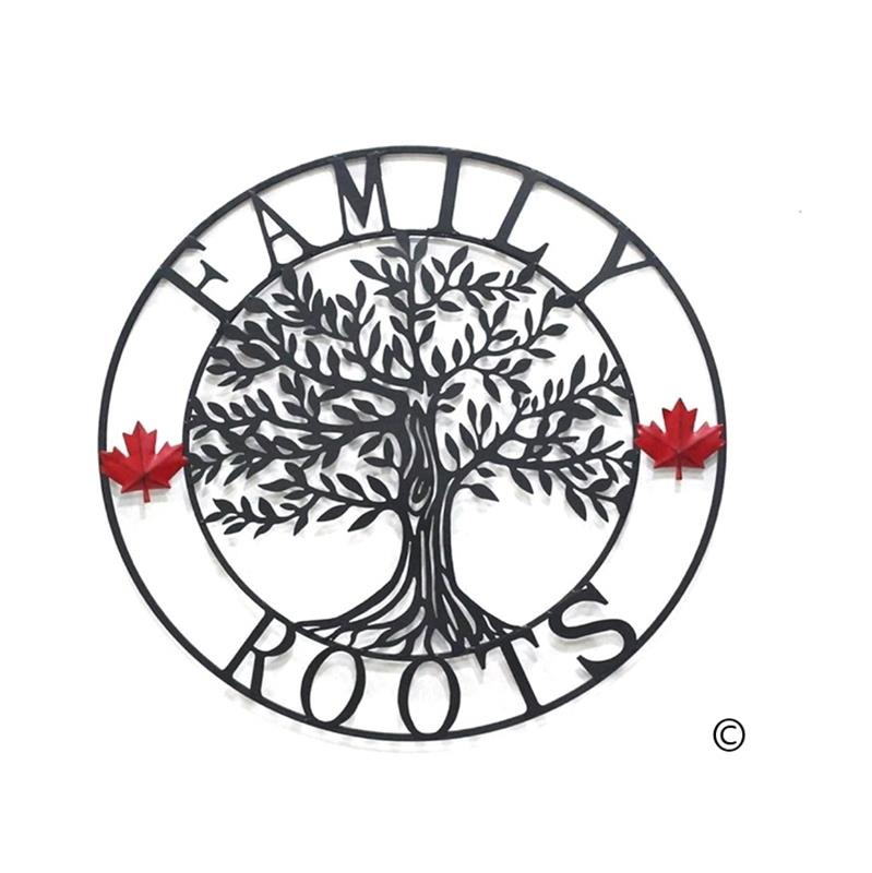 Family Roots  Canada Circle ©
