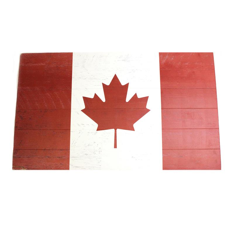 Canada Flag Wall Decor