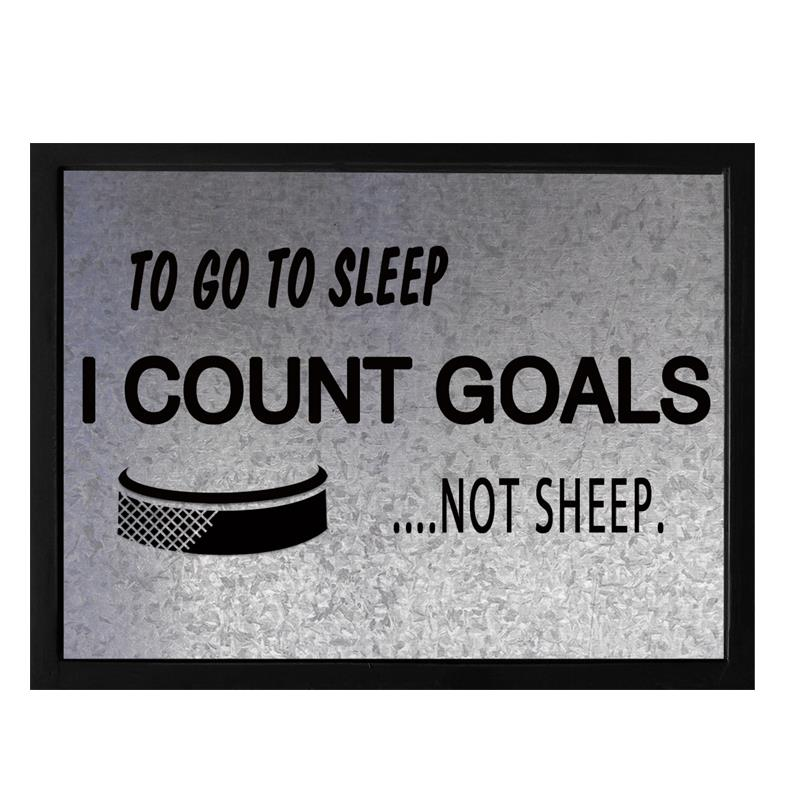 Count Goals Signs