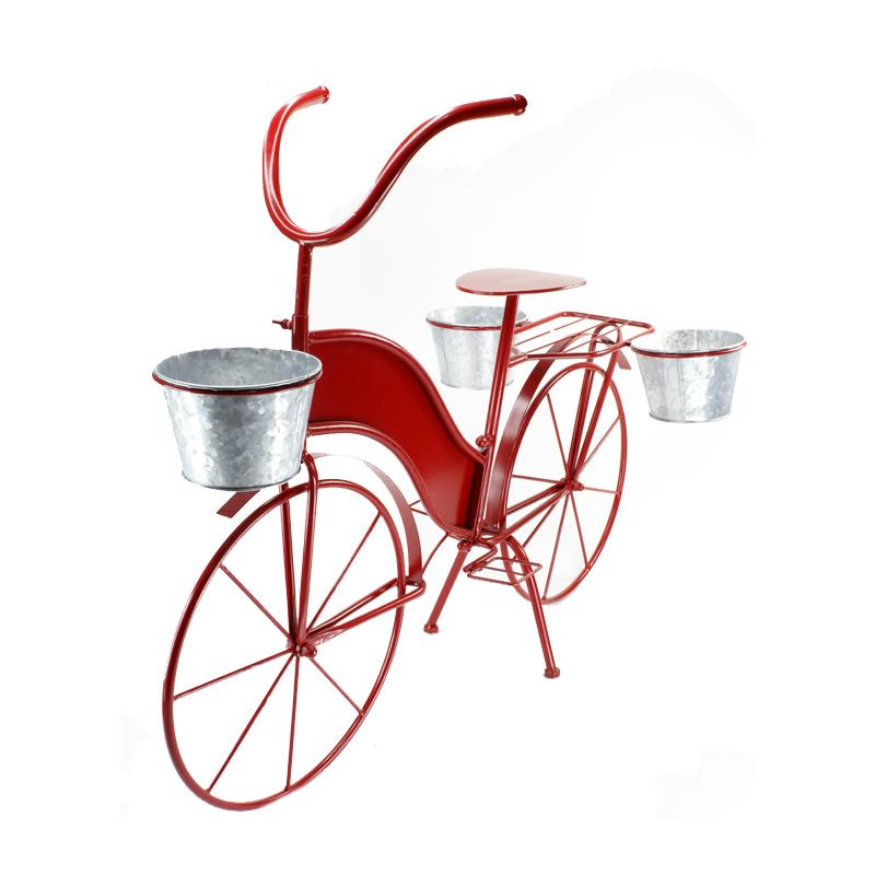Bicycle w/Planters