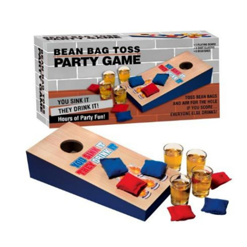 Bean Bag Party Game