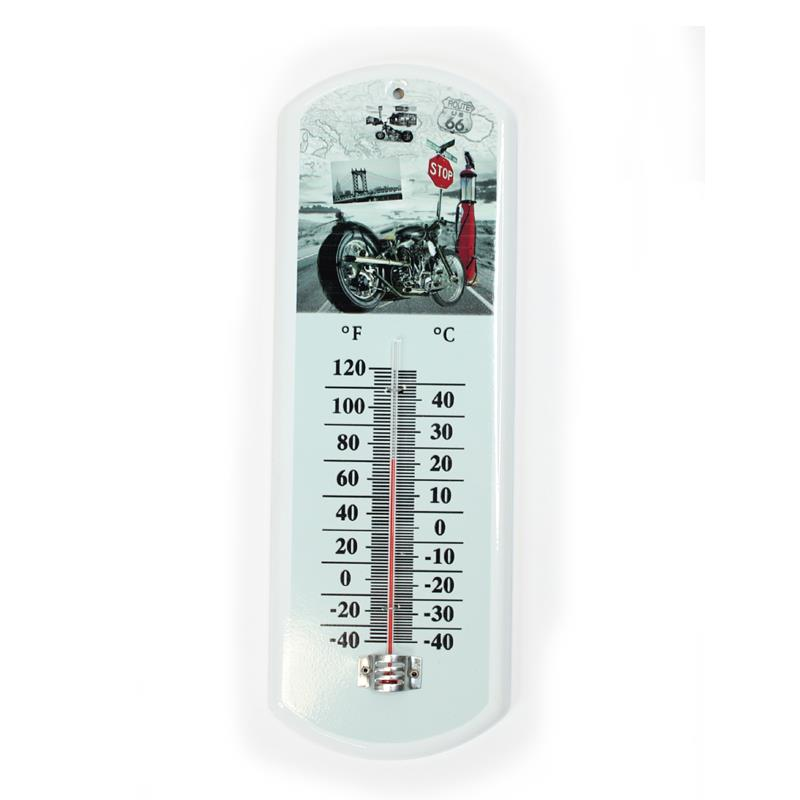 Motorcycle Thermometer