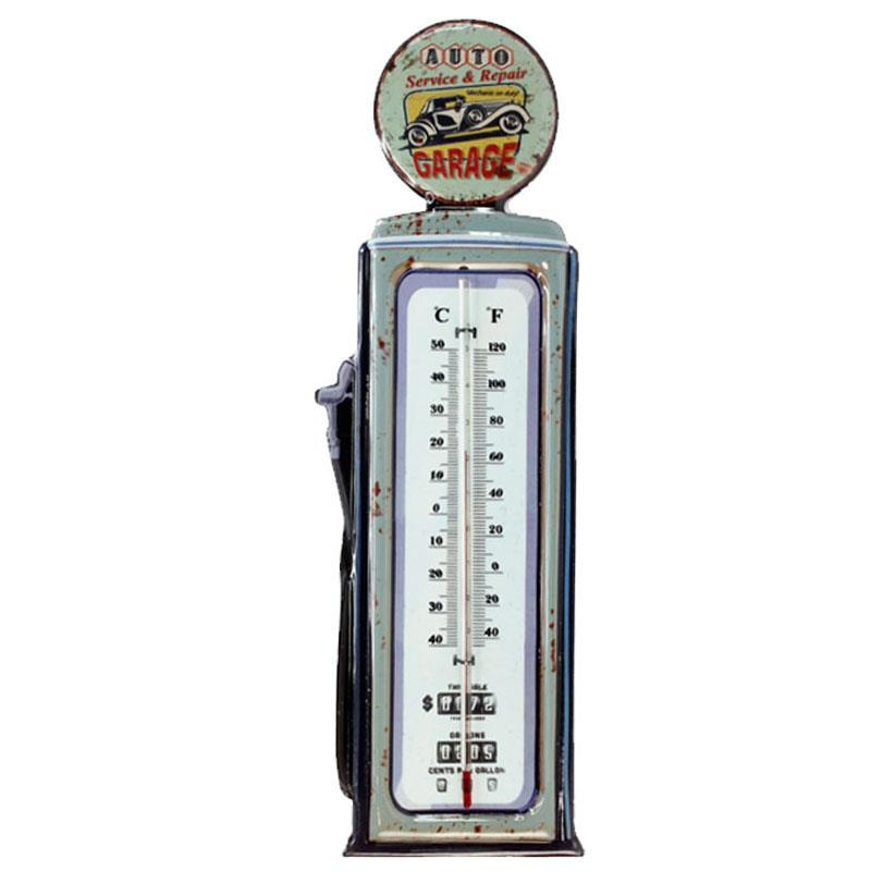 Vintage Pump Thermometer