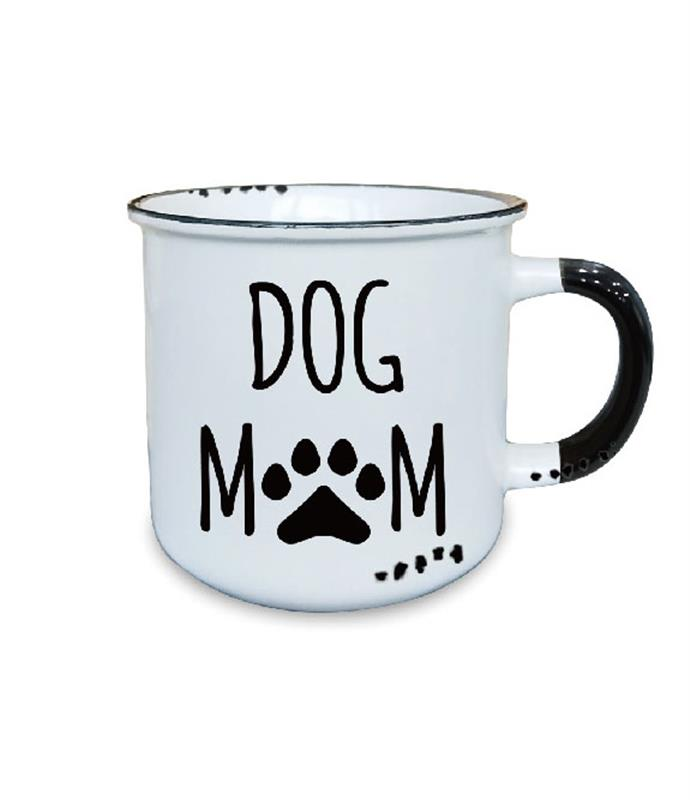Dog Mom Mug 10oz