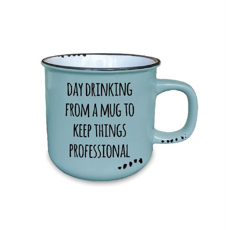 Day Drinking Mug 10oz