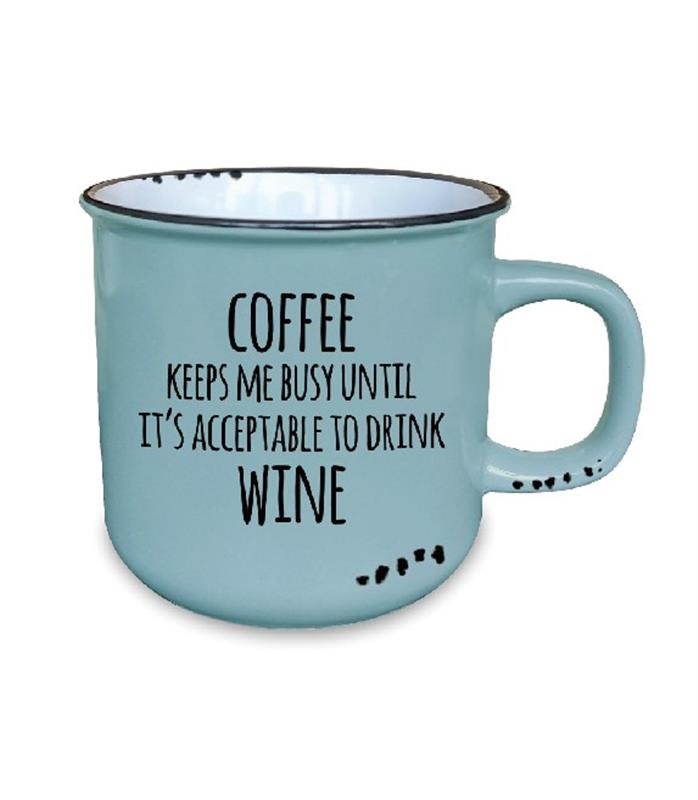 Drink Wine Mug 10oz