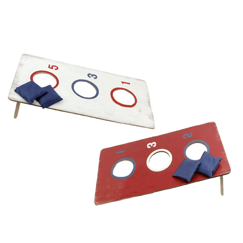 Bean Bag Toss Vintage Game