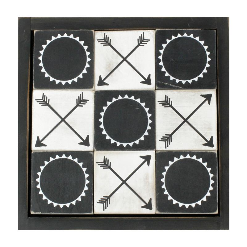 Tic Tac Toe Farmhouse