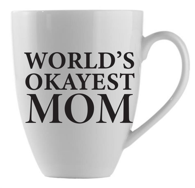 Mug OK Mom 21oz