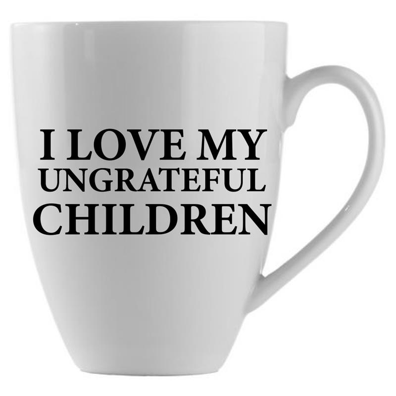 Mug Love Children  21oz