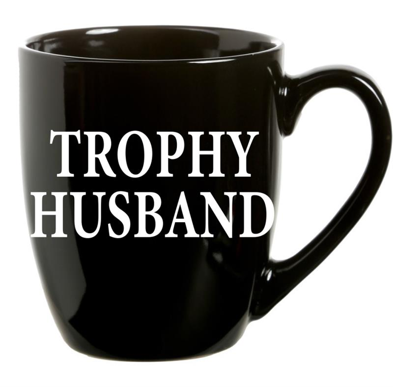 Mug Trophy Husband  21oz