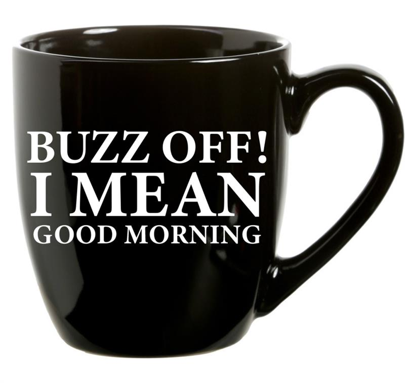 Mug Buzz Off  21oz
