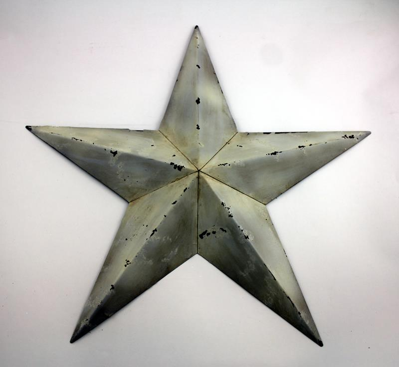 Antique Star Wall Decor
