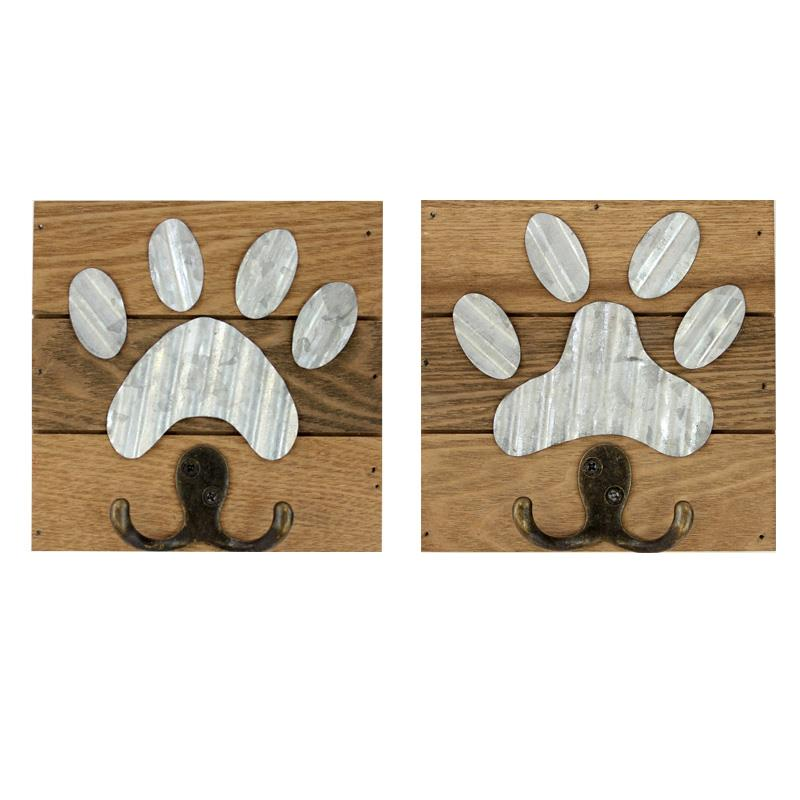 Paw Hook 2 Assorted