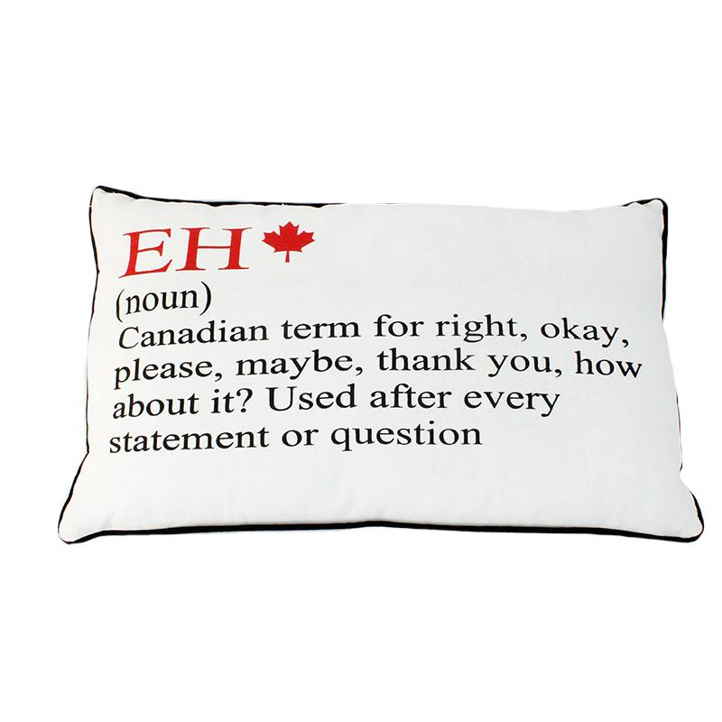 Eh DefinitionPillow