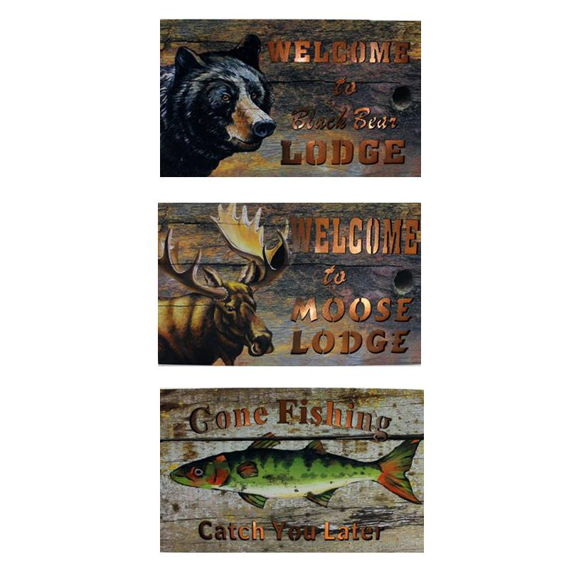 Lodge Signs