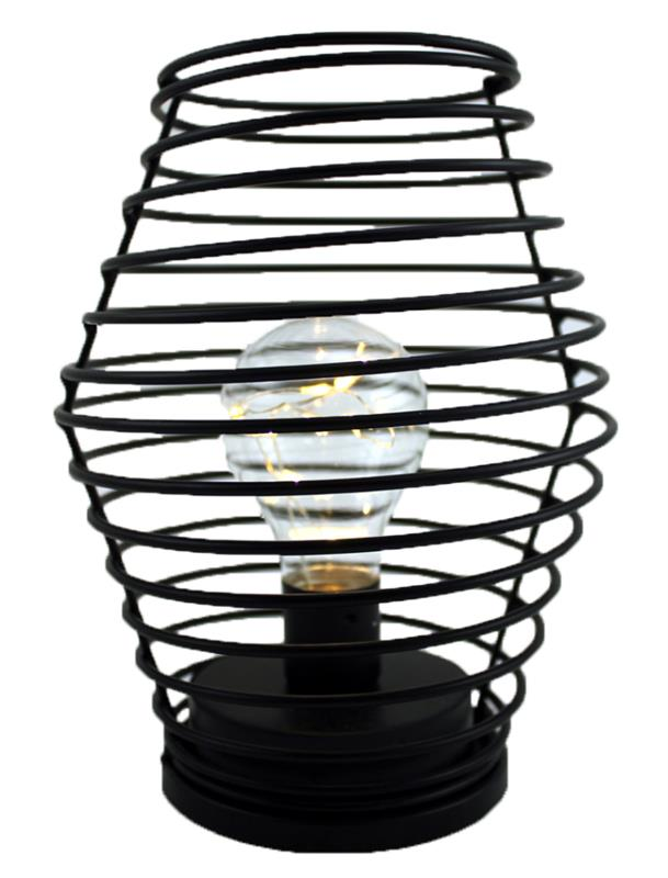 LEDWire Lightbulb Lantern