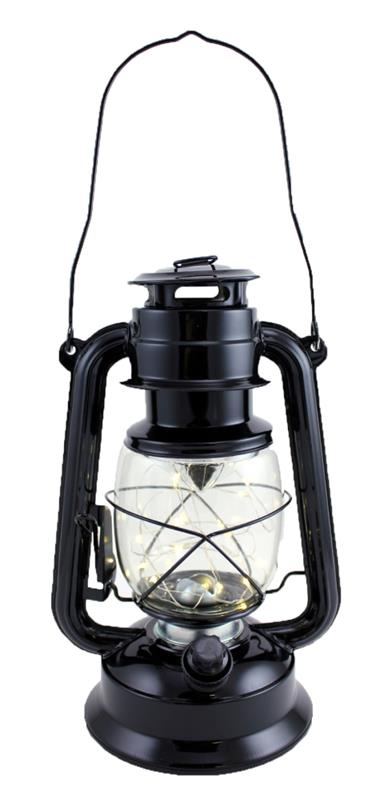 Black String Light Lantern